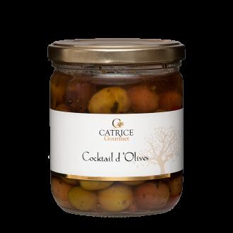 Cocktail d'olives