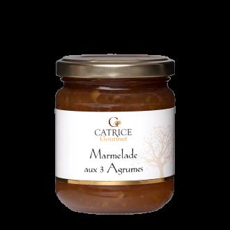 Marmelade 3 Agrumes