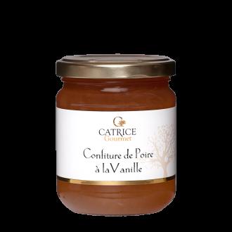 Confiture de Poire  vanille