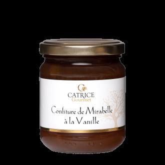 Confiture de Mirabelle vanille