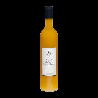 Vinaigre à la pulpe de kalamansi - 50 cl