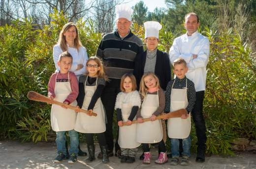Famille catrice entreprise catrice gourmet en provence