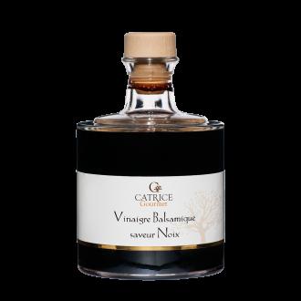 Vinaigre Balsamique saveur Noix - bouteille empilable