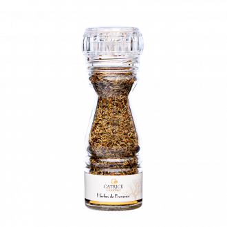 Herbes de Provence - Petit moulin de table
